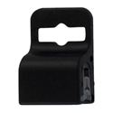 Picture of Badge Attachment, Black, Gripper Card Clamp