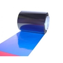 Picture of Turbo Flip 4+1 ribbon/dye film (YMCKOK/black) - 200 print. Magicard UR8  M9003-215